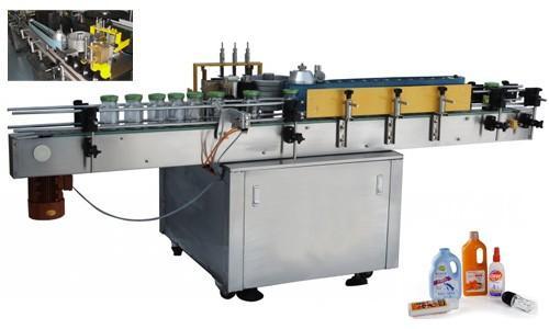 اپلیکاتور برچسب اتوماتیک بطری تحت فشار ، دستگاه برچسب زدن خودکار 550 کیلوگرم
