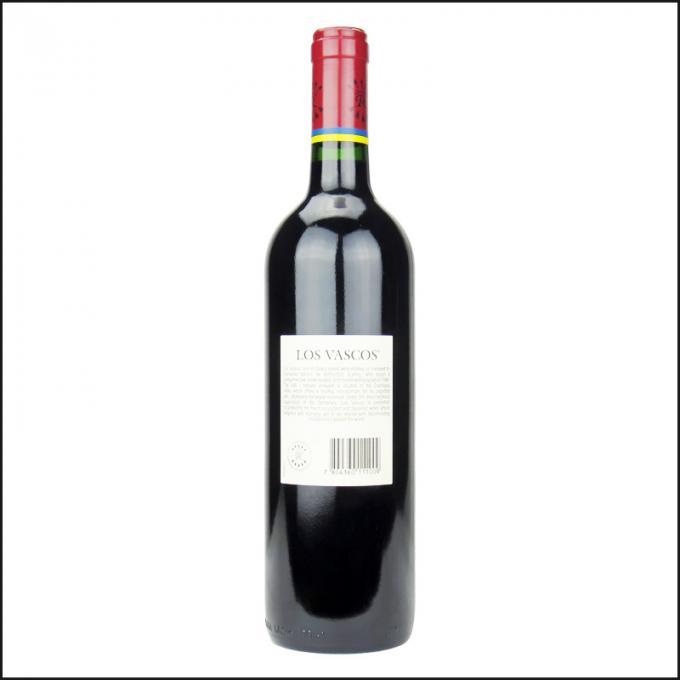 مارک های شیلی دستگاه برچسب زدن بطری شراب ، برچسب آبجو بطری 30-110 میلی متر عرض
