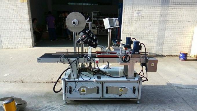 1500W ماشین برچسب زدن برتر / تجهیزات کاربرد برچسب برای کلاه ، جعبه ، مجله ، کارتن