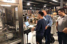 ماشین آلات نصب پس از فروش