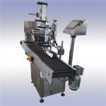 Direct Selling Automatic Way Vial Labeling Machine With Turntable