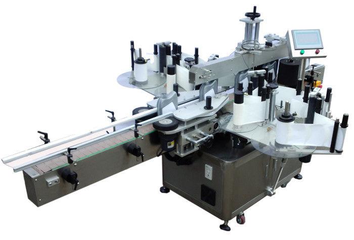 دستگاه برچسب زدن استیکر دو طرفه SUS304 Stainless Steel