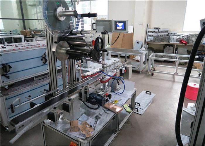 چین 1-50 متر در دقیقه تجهیزات برچسب برچسب برای سطوح مسطح تامین کننده