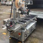 غلتک های پرسرعت ماشین برچسب برچسب بالا کنترل مرحله موتور