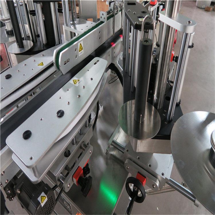 چین CE ماشین برچسب اتوماتیک برچسب ، ماشین برچسب بطری جلو و عقب تامین کننده
