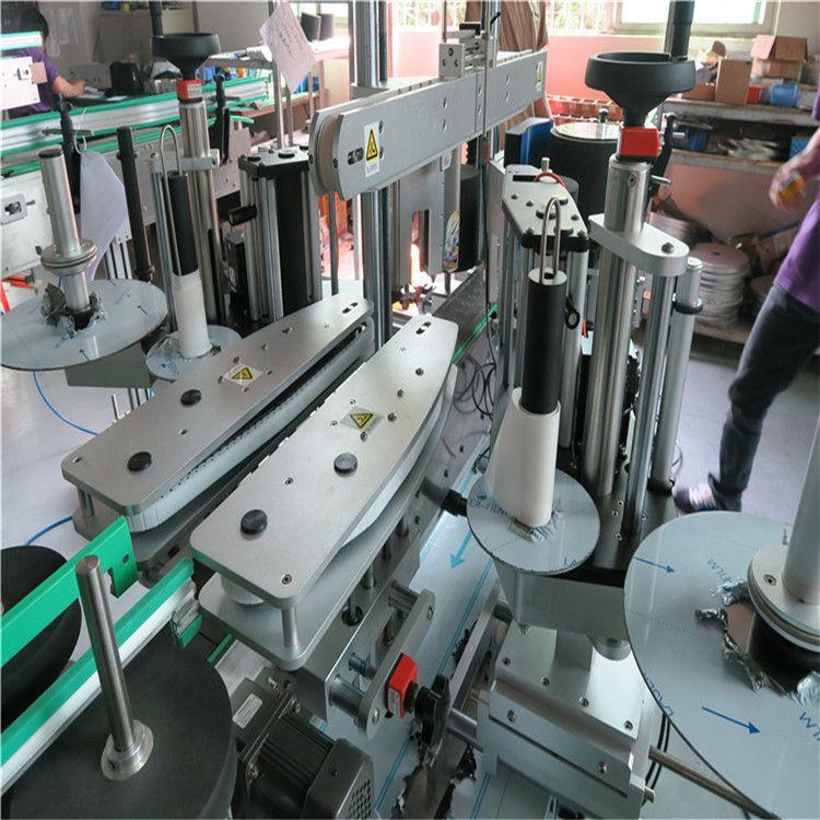 چین ماشین برچسب زن اتوماتیک برچسب ، ماشین برچسب زدن بطری آب جلو و عقب تامین کننده