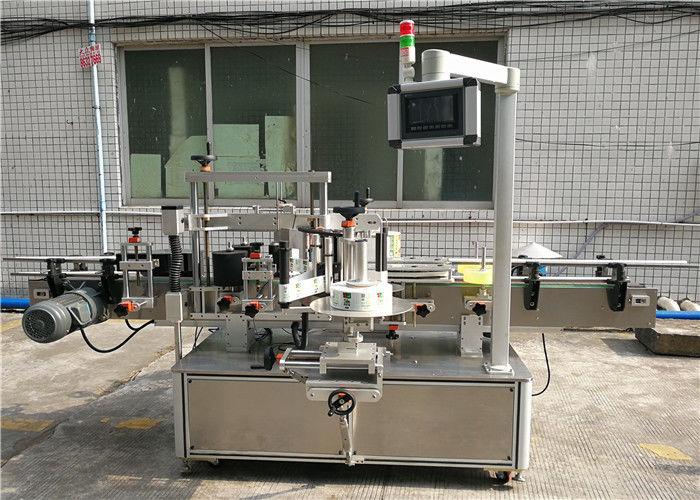 دستگاه برچسب اتوماتیک برچسب CE / دستگاه برچسب زدن حساس به فشار