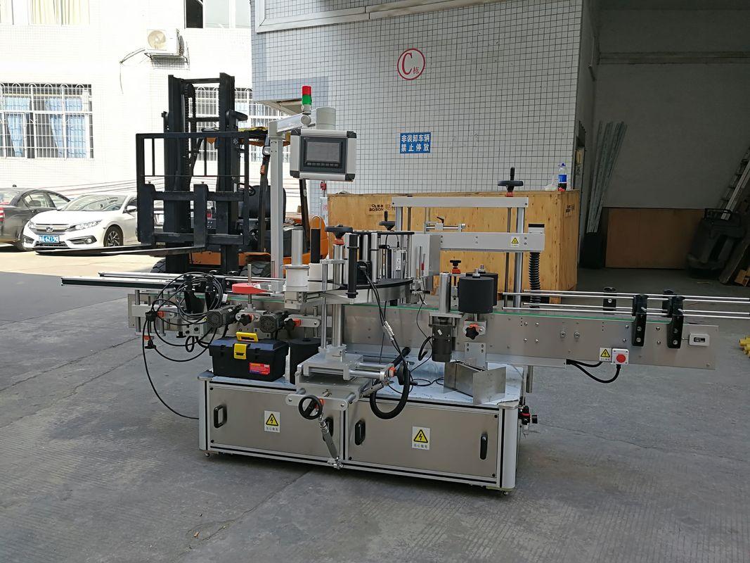 دستگاه برچسب اتوماتیک برچسب CE برای آب بندی گوشه های کارتنی کوچک