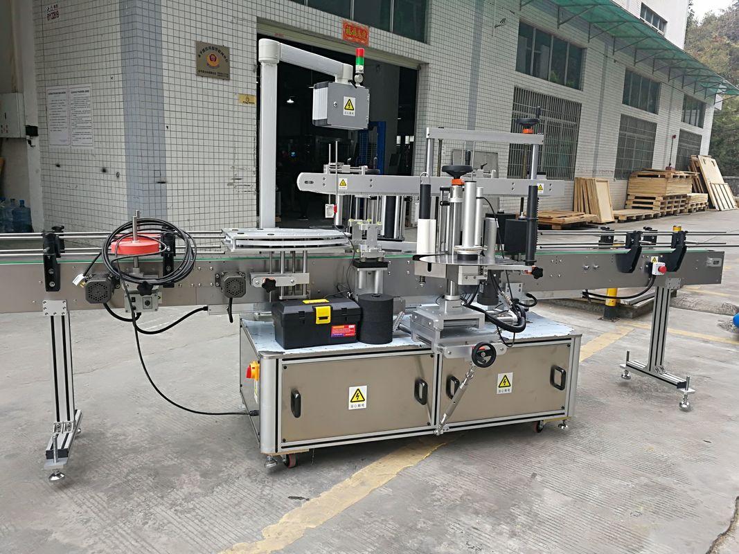 دستگاه برچسب زدن برچسب مهر و موم کارتن اتوماتیک کامل 220V 50HZ 1200W